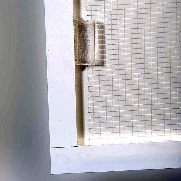 AcryLED Leuchtrahmen einseitig DIN B2 Postermaß 6