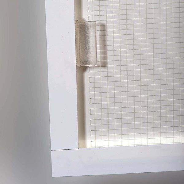 AcryLED Leuchtrahmen rund ØPostermaß 446mm 5