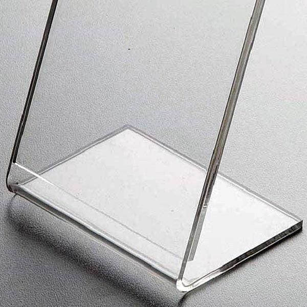 Acryl L Aufsteller DIN A5 Hochformat VPE 40 Stück 2