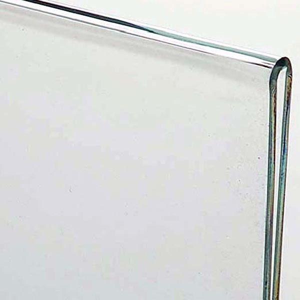 Acryl L Aufsteller DIN A5 Querformat VPE 30 Stück 1