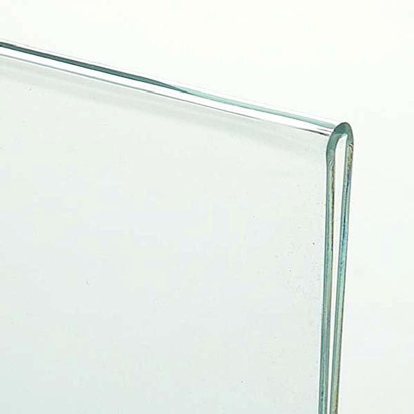 Acryl T Aufsteller DIN A4 Hochformat VPE 40 Stück 1