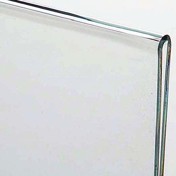 Acryl T Aufsteller DIN A4 Querformat VPE 30 Stück 1