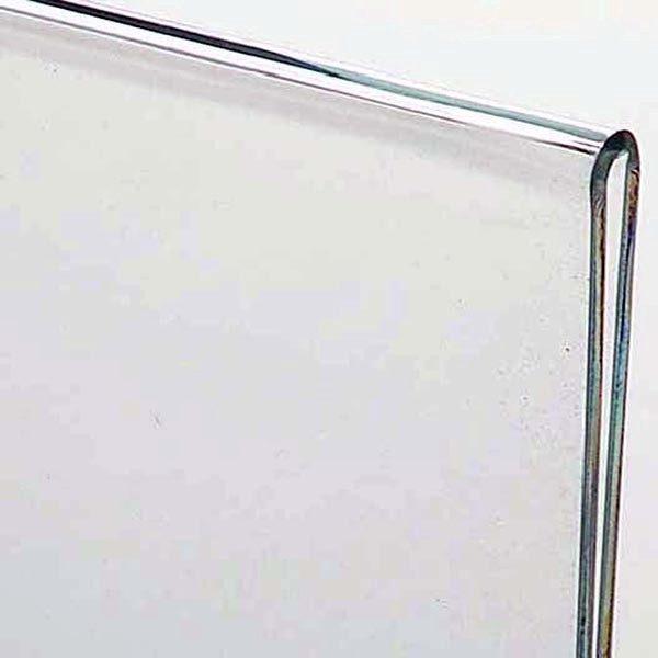 Acryl T Aufsteller DIN A5 Hochformat VPE 30 Stück 1