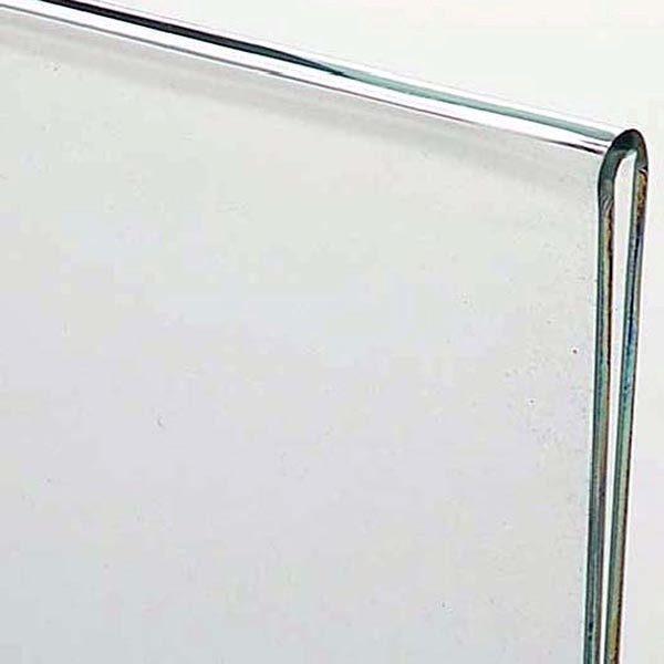 Acryl T Aufsteller DIN A6 Querformat VPE 30 Stück 1