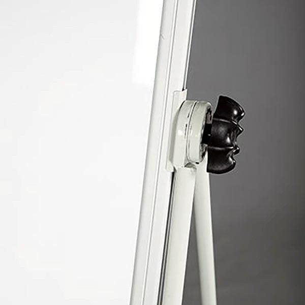 Drehbares Flipchart Außenmaß 700 x 1000 mm 5