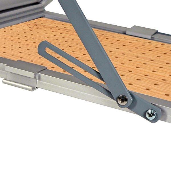 Falt Prospektständer Holz 6 x DIN A4 2