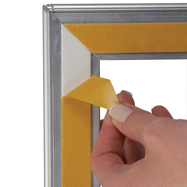 Fenster Klapprahmen 25mm DIN A0 Postermaß 2