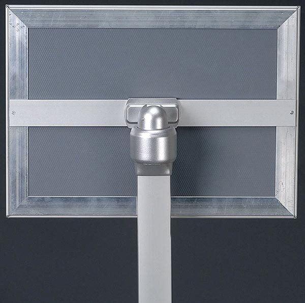 Flexibler Infoständer DIN A4 Postermaß 6