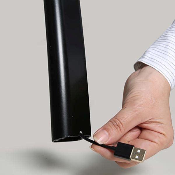 """Gewölbter Tablet Infoständer schwarz für iPad 1 2 3 4 Air Samsung Galaxy und 9.7"""" 10.1"""" Tablets 6"""