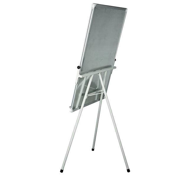 Höhenverstellbares Flipchart Außenformat 600 x 900 mm 2