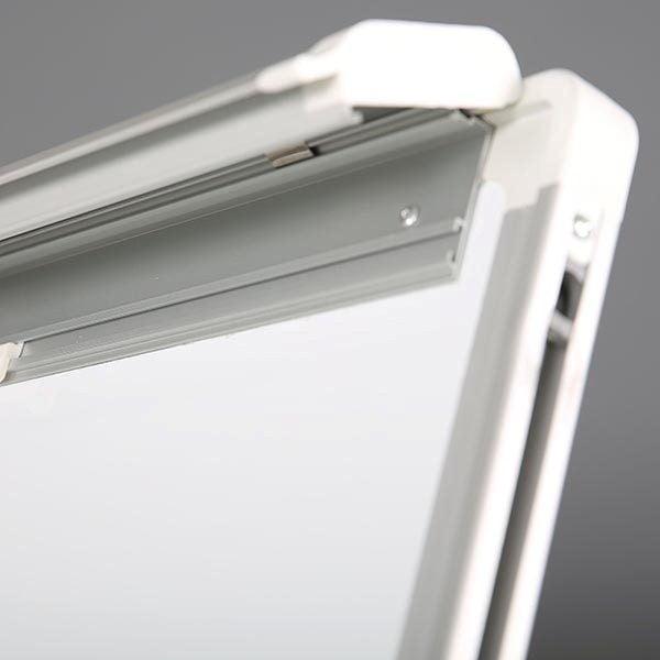 Höhenverstellbares Flipchart Außenformat 600 x 900 mm 6