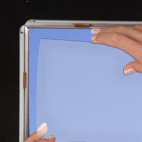 Klapprahmen 15mm DIN A4 Postermaß 5