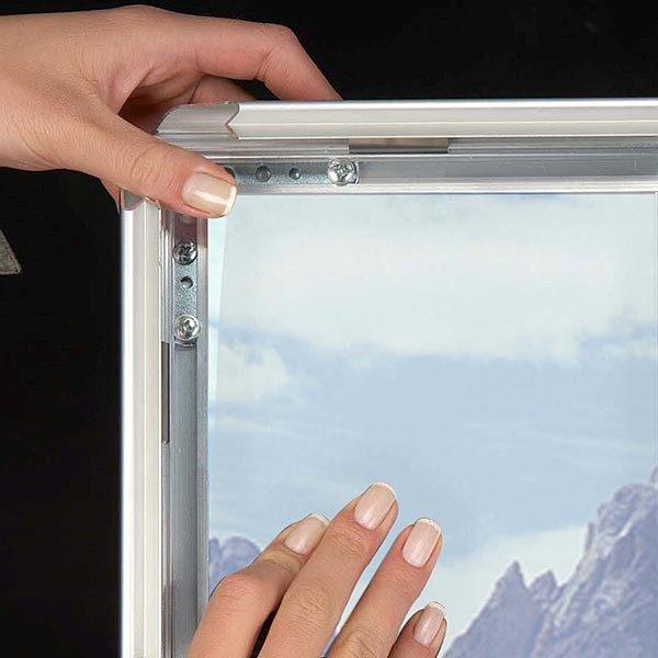 Klapprahmen 32mm DIN A0 Postermaß 4