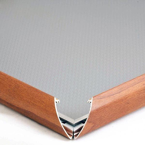 Klapprahmen Holz Optik 25mm DIN A2 Postermaß 3