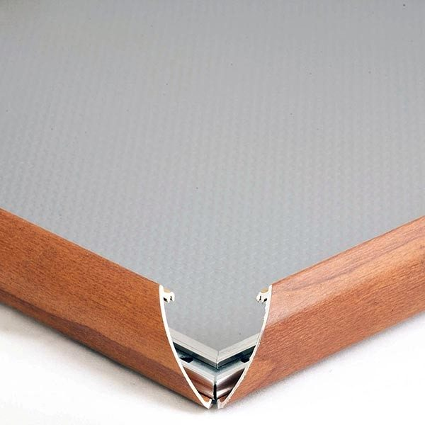 Klapprahmen Holz Optik 25mm DIN A3 Postermaß 3
