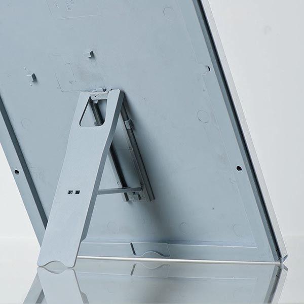 Klapprahmen Opti Frame 14mm DIN A5 Postermaß br mit Rückenstütze 5