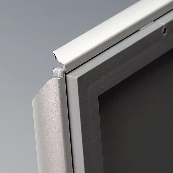 Klapprahmen Opti Frame 25mm DIN A1 Postermaß br ohne Rückenstütze 4