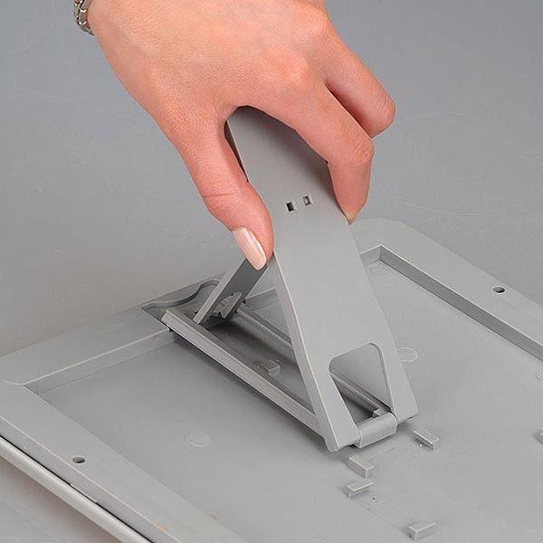Klapprahmen Opti Frame 25mm DIN A4 Postermaß br mit Rückenstütze 11