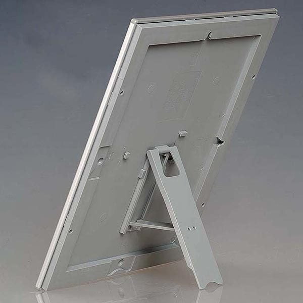 Klapprahmen Opti Frame 25mm DIN A4 Postermaß br mit Rückenstütze 6