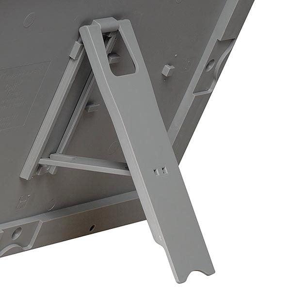 Klapprahmen Opti Frame 25mm DIN A4 Postermaß br mit Rückenstütze 8