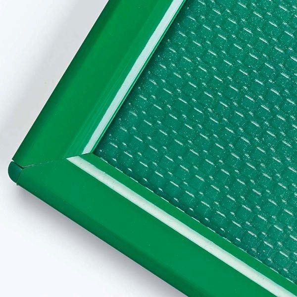 Klapprahmen Opti Frame Grün DIN A4 Postermaß br mit Rückenstütze 4
