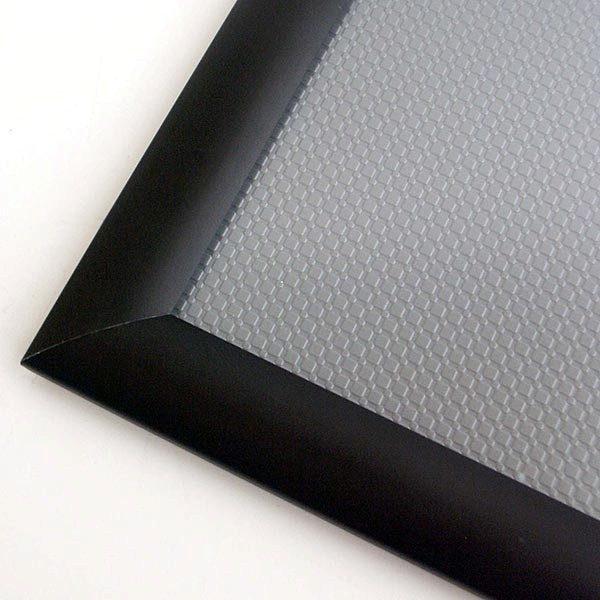 Klapprahmen schwarz DIN A4 Postermaß 1