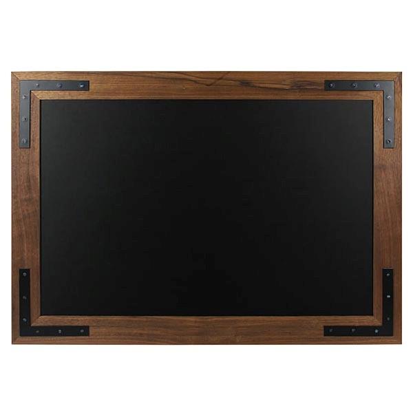 Kreidetafel Holz Noir 40x50 cm 1
