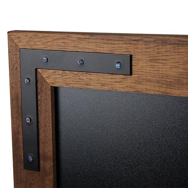 Kreidetafel Holz Noir 40x50 cm 4