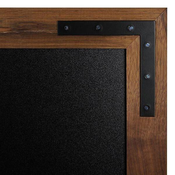 Kreidetafel Holz Noir 40x50 cm 5