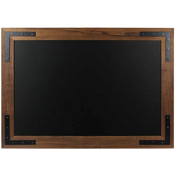 Kreidetafel-Holz-Noir-50x70-cm-1