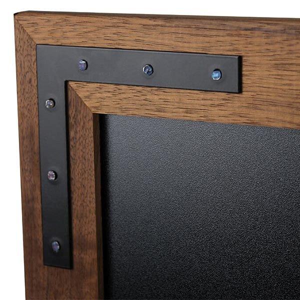 Kreidetafel Holz Noir 50x70 cm 4