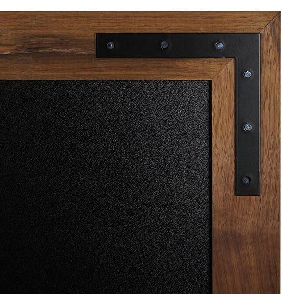 Kreidetafel Holz Noir 70x90 cm 5