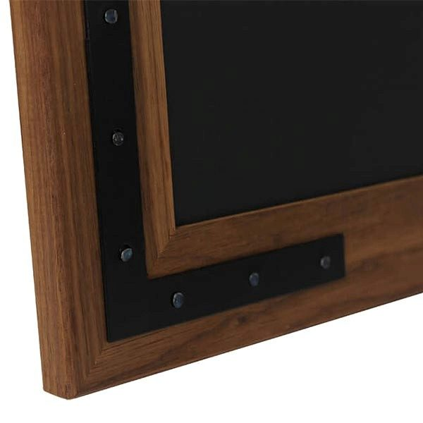Kreidetafel Holz Noir magnetisch 40x50 cm 6
