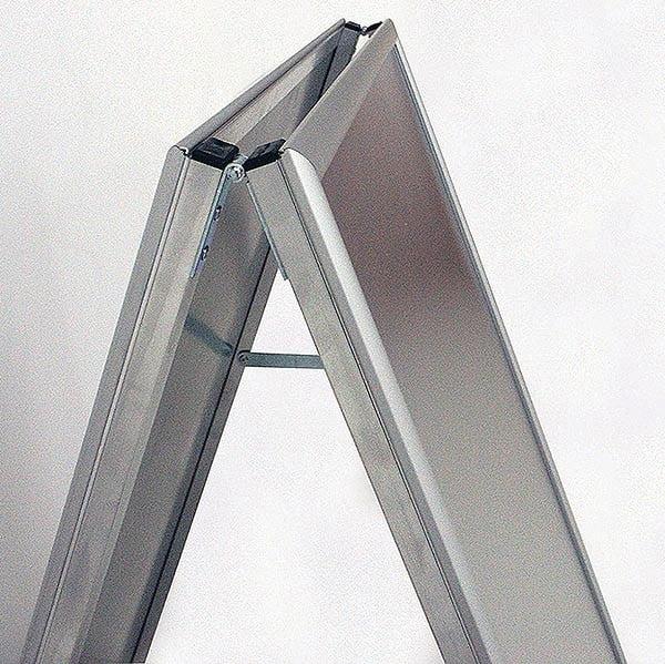 Kundenstopper Indoor 25mm DIN A2 Postermaß 4