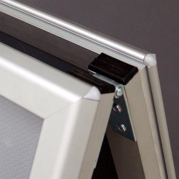 Kundenstopper Indoor 32mm DIN A0 Postermaß 1