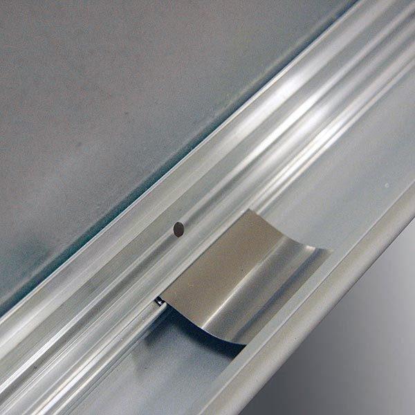 Kundenstopper Indoor 32mm DIN B2 Postermaß 3
