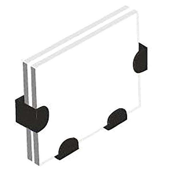 Kunststoffclips 36 mm Set á 100 Stück 1