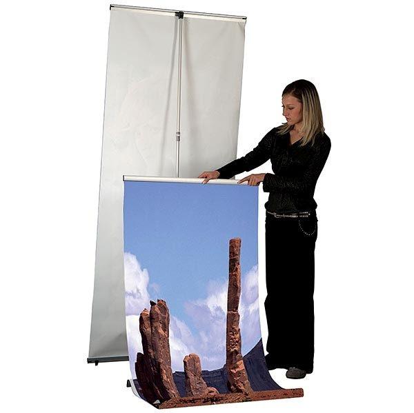 L Banner doppelseitig 1000x2000mm Druckbereich 1