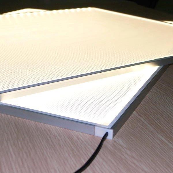 LED Flächenlicht DIN A2 1