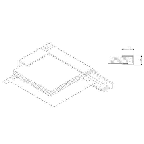 LED Flächenlicht DIN A4 2