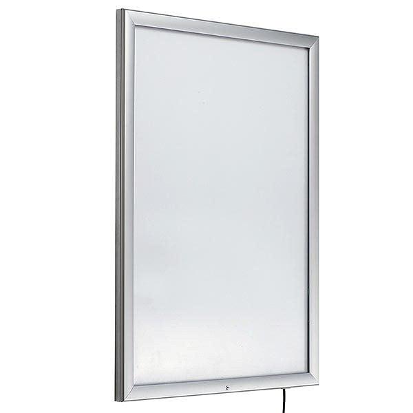 LED Leuchtrahmen Premium Outdoor 35mm DIN A0 Postermaß einseitig 3