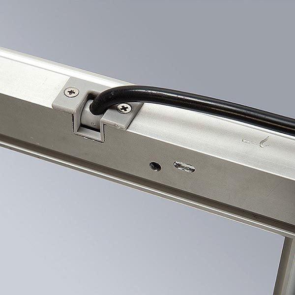 LED Leuchtrahmen Premium Outdoor 35mm DIN A4 Postermaß einseitig 10