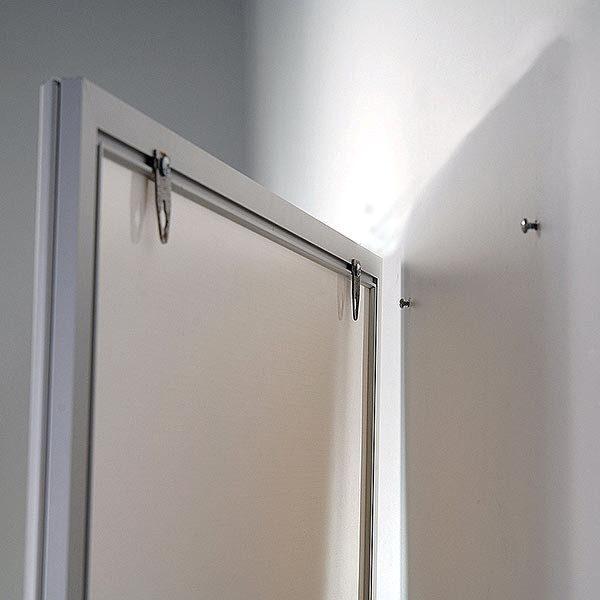 LED Leuchtrahmen Premium einseitig 25mm DIN A0 Postermaß einseitig 5
