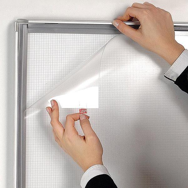 LED Leuchtrahmen Premium einseitig 25mm DIN A0 Postermaß einseitig 6
