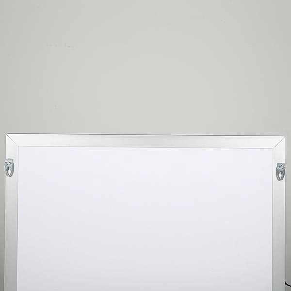 LED Leuchtrahmen Standard einseitig 25mm DIN A2 Postermaß einseitig 5