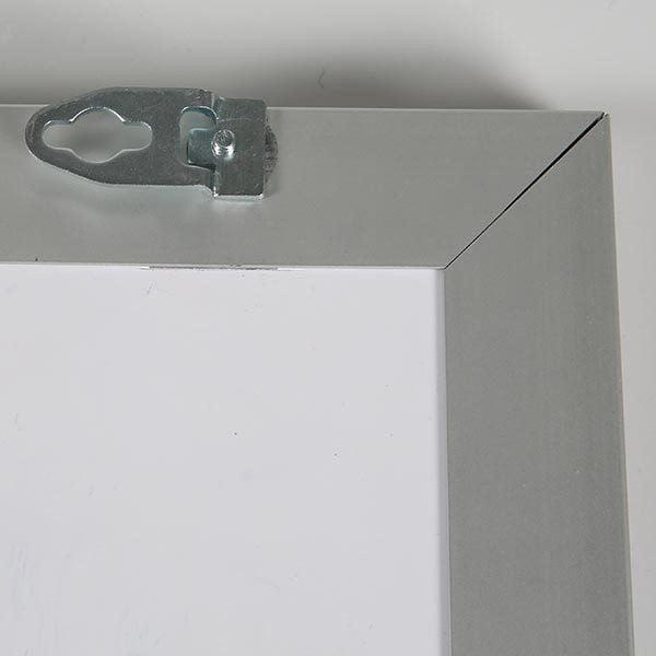 LED Leuchtrahmen Standard einseitig 25mm DIN A3 Postermaß einseitig 6