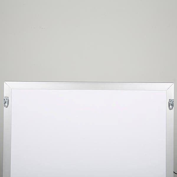 LED Leuchtrahmen Standard einseitig 25mm DIN A4 Postermaß einseitig 5