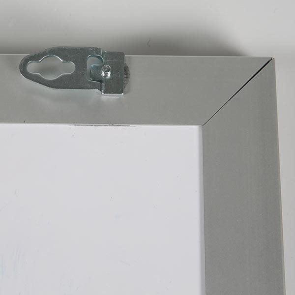LED Leuchtrahmen Standard einseitig 25mm DIN B1 Postermaß einseitig 6