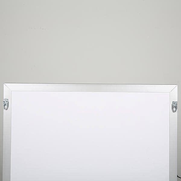 LED Leuchtrahmen Standard einseitig 25mm DIN B2 Postermaß einseitig 5