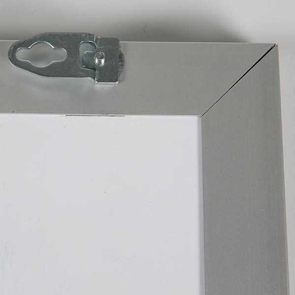 LED Leuchtrahmen Standard einseitig 25mm DIN B2 Postermaß einseitig 6